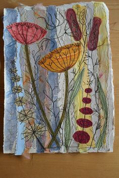 H-anne-Made: Grassington Embroiderers guild workshop