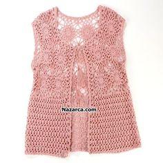 Crochet Designs, Crochet Patterns, Summer Patterns, Crochet Videos, Crochet Clothes, Baby Dress, Knit Crochet, Blouse, Dresses