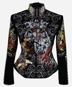 Rebel Couture XL, $900.00 by Lisa Nelle Show Clothing