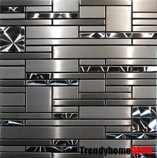 Stainless Steel Backsplash: Home & Garden | eBay