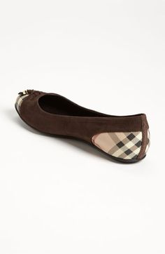 Burberry Flat | Nordstrom