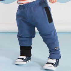 SNAP baby housut, sininen