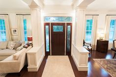 Foyer | Rempel Homes