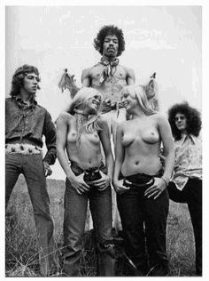 Jimi Hendrix et. Rock Roll, Rock N, Style Année 60, Pictures Of Rocks, Jimi Hendrix Experience, Joan Baez, Joe Cocker, Slash, Old Music