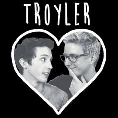 OH MY TROYLER HEART @Hannah Boardman THERE IS A TROYLER SHIRT!