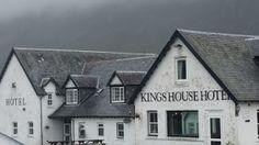 kings house hotel -Schottland