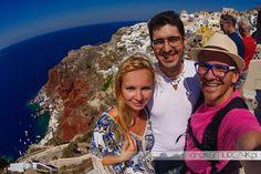 Oia, sesja ślubna na #Santorini