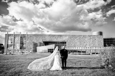 Katie + Brian | Wedding Reception. Photos by Ian Borgerhoff Photography. #IndianaStateMuseum
