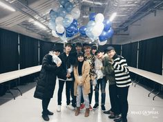 BTS with Angelica who wished to meet them  Thank you @/bts_bighit for making Angelica's wish to meet BTS come true! ❤ (Make a wish foundation - Korea) #BTS #방탄소년단
