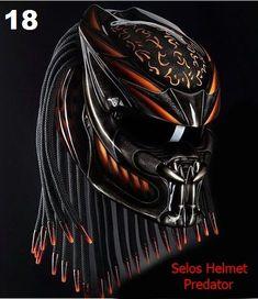 Starwars Series Predator DOT Approved   RonaldKevin92 -  on ArtFire
