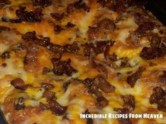 Bacon, Egg & Cheese Biscuit Bake