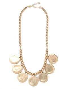 gold petal strand :: wishlist worthy!