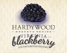 A Belgian wheat beer brewed with a touch of rye and a massive addition (over 1,000 lbs. per 40-barrel batch) of plump, ripe blackberries grown by Agriberry in Hanover County, Hardywood Virginia Blackberry offers an assertive fruit character while remaining extremely refreshing.