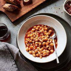Victoria Granof's Pasta con Ceci Recipe on Food52 recipe on Food52
