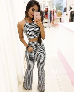 Trendy Summer Outfits, Pretty Outfits, Cool Outfits, Casual Outfits, Black Women Fashion, Girl Fashion, Fashion Dresses, Indian Fashion Trends, Moda Chic