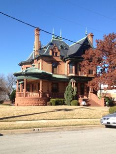 Mcfarland House in Fort Worth, TX