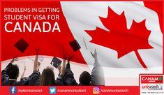 هنــــــا كنـــــــدا: كل ما تحتاج معرفته عن تأشيرة الدراسة إلى كندا Visa Canada, Interview Preparation, Study Abroad, Division, Education, Style, Educational Illustrations, Learning, Studying