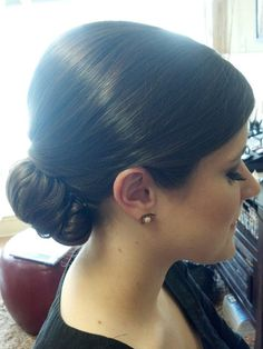 hair for wedding updo    Love this!!