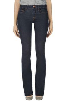 J Brand Brooke Mid-rise Bootcut $200 #starless #jbrand #bootcut #midrise #brooke (http://www.swankboutiqueonline.com/brooke-mid-rise-bootcut-in-starless/)