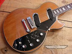 '73 Gibson Les Paul Recording. Main Street Vintage Guitars