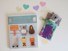 The handmade toy koala from Stitch Love is a quick and easy project to complete. A handmade toy that is a great gift idea for kids. The Make, How To Make, Wild Olive, Stationery Craft, Made Goods, Easy Projects, Simple Living, Handmade Toys, Usb Flash Drive