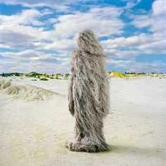 Polixeni Papapetrou | The Ghillies | Desert Man | 2013 | 120cm x 120cm | Ed. 8