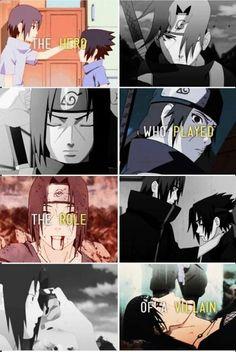 Uchiha Itachi- - New Sites Naruto Comic, Anime Naruto, Art Naruto, Naruto Facts, Naruto Sasuke Sakura, Naruto And Sasuke, Manga Anime, Itachi Uchiha, Hinata