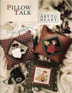 Pillow Talk Art-to-Heart - Zelda Rosa - Picasa Webalbumok