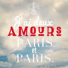 PARIS d'amour