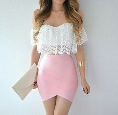 Image de fashion, pink, and outfit