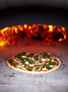 Wood-fired pizza | Jamie Oliver | Food | Jamie Oliver (UK)