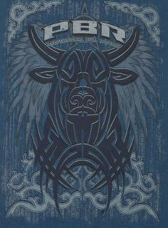 Wrangler Blue PBR T Shirt Available At Sheplers Professional Bull Riders Riding