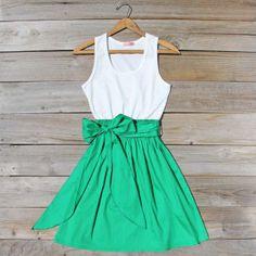Super cute summer dress! !