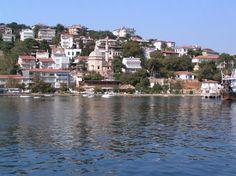 Kınalıada, İstanbul'un en küçük adasıdır. Çınar, Teşvikiye ve Manastır Tepesi olmak üzere 3 tepesi bulunmaktadır.