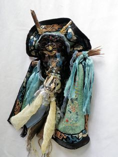 one of a kind spirit healing dolls - Google Search