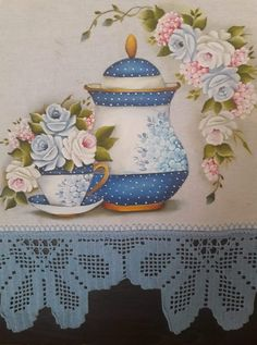 Fabric Painting, Crochet Lace, Diy And Crafts, Decoupage, Stencils, Alice, Crochet Patterns, Printables, Entertaining