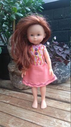 Jurk voor Corolle mes cheries https://www.etsy.com/listing/461392428/pink-dress-for-les-cheries-corolle