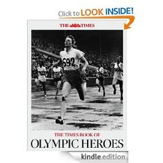 Price:  - The Times Book of Olympic Heroes - TO ORDER, CLICK THE PHOTO
