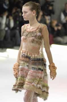 Rodarte at New York Fashion Week Fall 2008 - StyleBistro