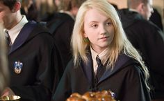 Those who haven't been thrilled with the result of Pottermore's Patronus feature, take some solace in the fact that at least one Harry Potter alum feels your pain.  Evanna Lynch, who played Luna Lovegood in the film series, recently took the experiential quiz at Pottermore. But while Lynch had hoped to score a cat for her embodiment of joy, instead she was given a salmon.