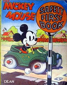 More vintage Mickey Mouse