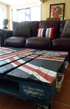 Découvrez de nombreuses idées à faire soi-même pour décorer votre maison avec des palettes en bois. Des DIY pour l'intérieur et l'extérieur de la maison.