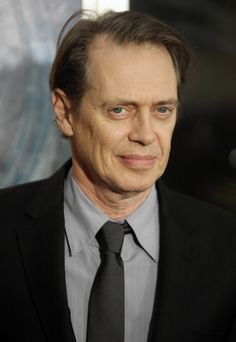 Steve Buscemi This guy is a very talented actor!  One of my faves!  Mr. Pink!