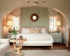 Wendi Young Design - traditional - bedroom - orange county - Wendi Young Design Could carry through to kitchen Teenage Girl Bedroom Designs, Teenage Girl Bedrooms, Girls Bedroom, Childrens Bedroom, Girl Rooms, Master Bedrooms, Home Bedroom, Bedroom Decor, Bedroom Alcove