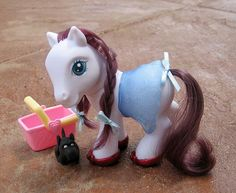 Dorothy My Little Pony - I have not seen these... must find, lol