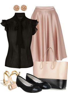 moda evangelica roupas modernas 7.jpg (550×759)