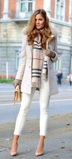 #fall #outfits Burberry fashion dress