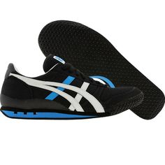 Asics Womens Onitsuka Tiger Ultimate 81 (black / white) D1N7N-9001 - $64.99