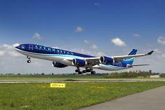 Azerbaijan Airlines Airbus A340-500