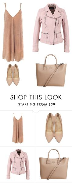"""""""Beige Style"""" by labelleprovence on Polyvore featuring мода, Sans Souci, Charlotte Olympia и MANGO"""